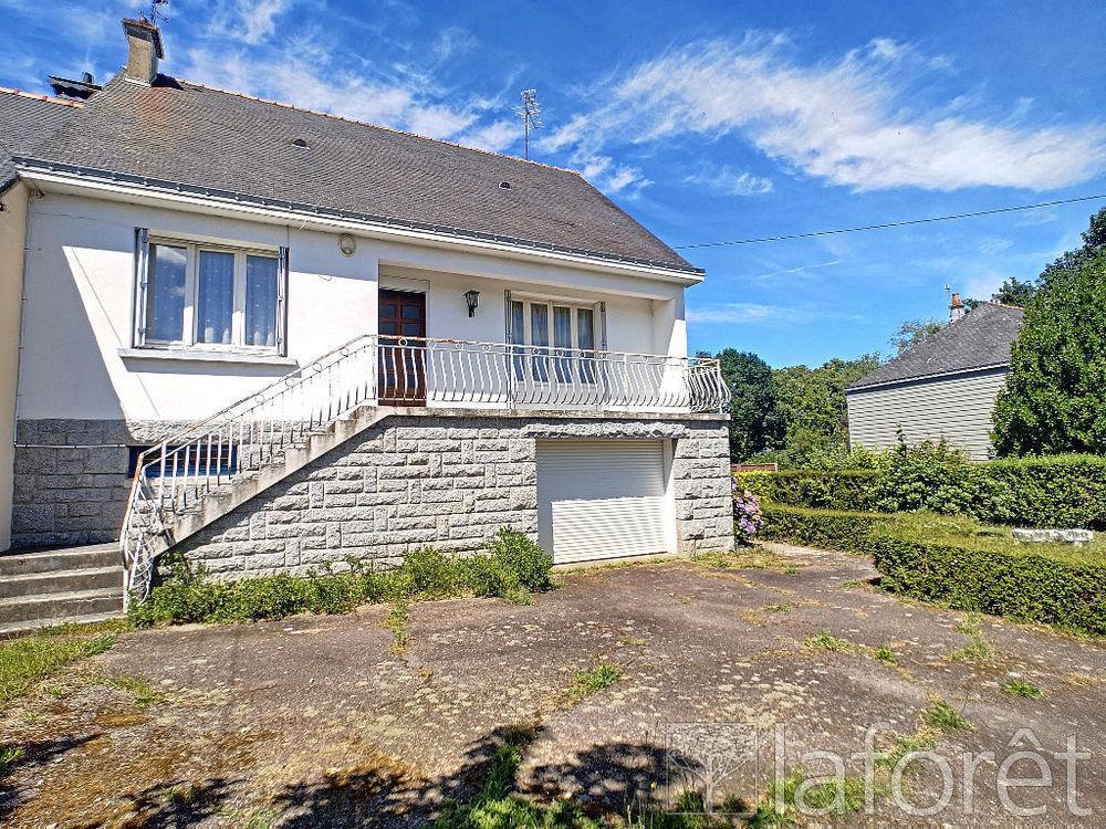 Vente Maison Maison Ploermel 5 pièce(s) 104 m2  à Ploermel