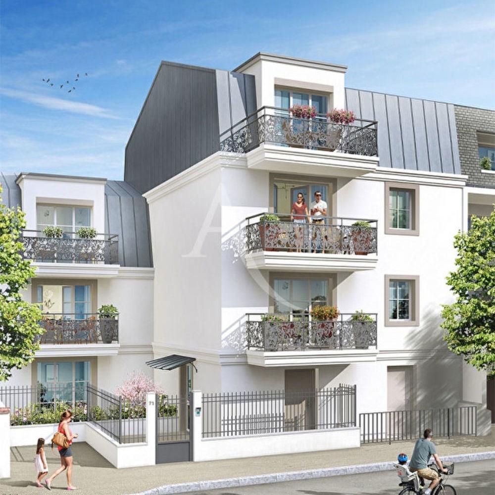 Vente Appartement Drancy 3P  centre-ville  à Drancy