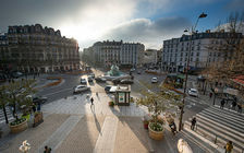 Gambetta - Rue des Pyrénées - Fond de commerce restaurant 90000