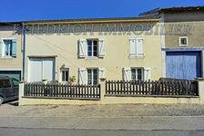 Maison de village F4 entèrement rénovée-SAMPIGNY 700 Sampigny (55300)