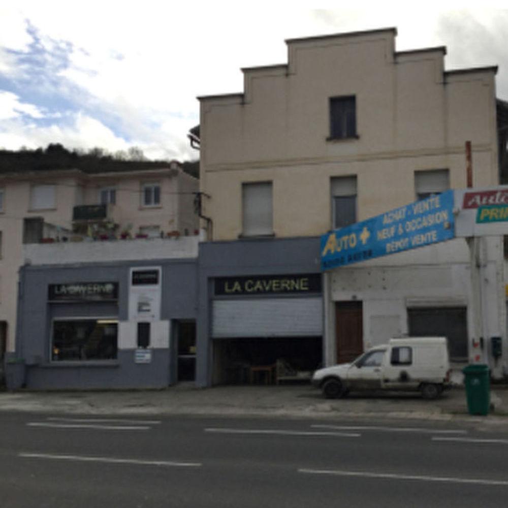 Vente Immeuble Immeuble Limoux axe passant  à Limoux