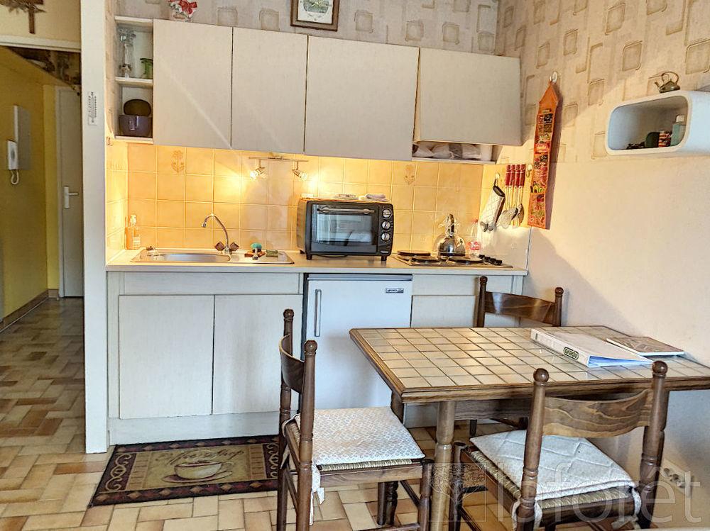 Vente Appartement Appartement Amelie Les Bains Palalda 1 pièce(s) 26 m2  à Amelie les bains palalda