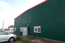 Entrepôt / local industriel de 700m² - Coudekerque-village