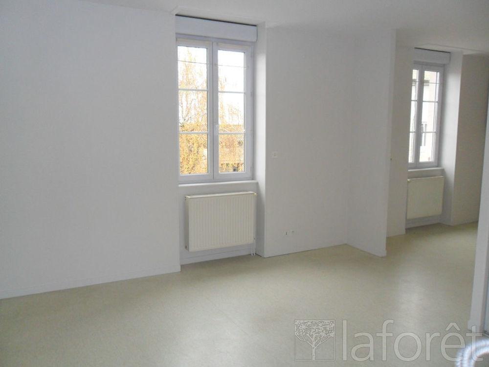 Location Appartement Appartement Manziat 2 pièce(s) 47.51 m2  à Manziat