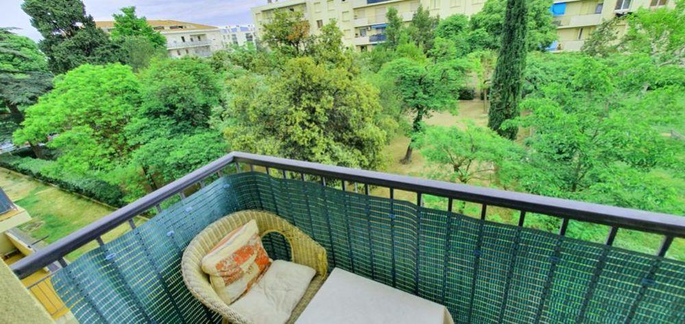 Vente Appartement T3 51m2 quartier Sainte-Marguerite Marseille 9