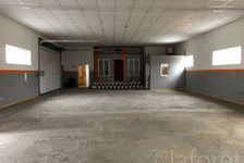 LOCAL COMMERCIAL 307 M² - VESOUL 1600