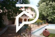 Propriété Aubagne- les solans- 9 pièce(s) 350 m2 sur 4600 m² terrain- 2 parcelles constructibles de 800 m² 1411000 Aubagne (13400)