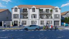 Appartement MEAUX 1 pièce 27.40m2 121275 Meaux (77100)