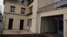 local d'activité - commercial  120 m²  +  maison  5  pièces   107 m² 192000
