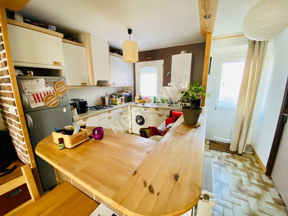 Vente Appartement Appartement - maison - Saint Malo 3 pièce(s) - jardin  à Saint malo