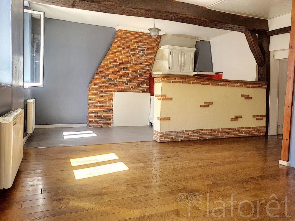 Vente Appartement Appartement Bernay 4 pièce(s) 75 m2  à Bernay