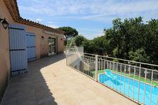 Cabasse, T2 de 78.56 m2 avec piscine 875 Cabasse (83340)