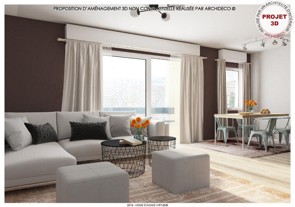 Vente Appartement Castanet-Tolosan : T3 sans vis-à-vis avec terrasse et cellier  à Castanet tolosan
