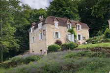 Quercy - PrÈs Lauzerte - Ravissante Maison En Pierre Avec Piscine Et Dependants , Belle Vues , Pas De Voisinage 397500 Lauzerte (82110)