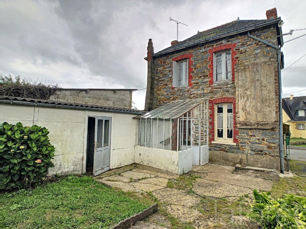 Vente Maison Maison Carentoir 4 pièce(s) 62.36 m2  à Carentoir