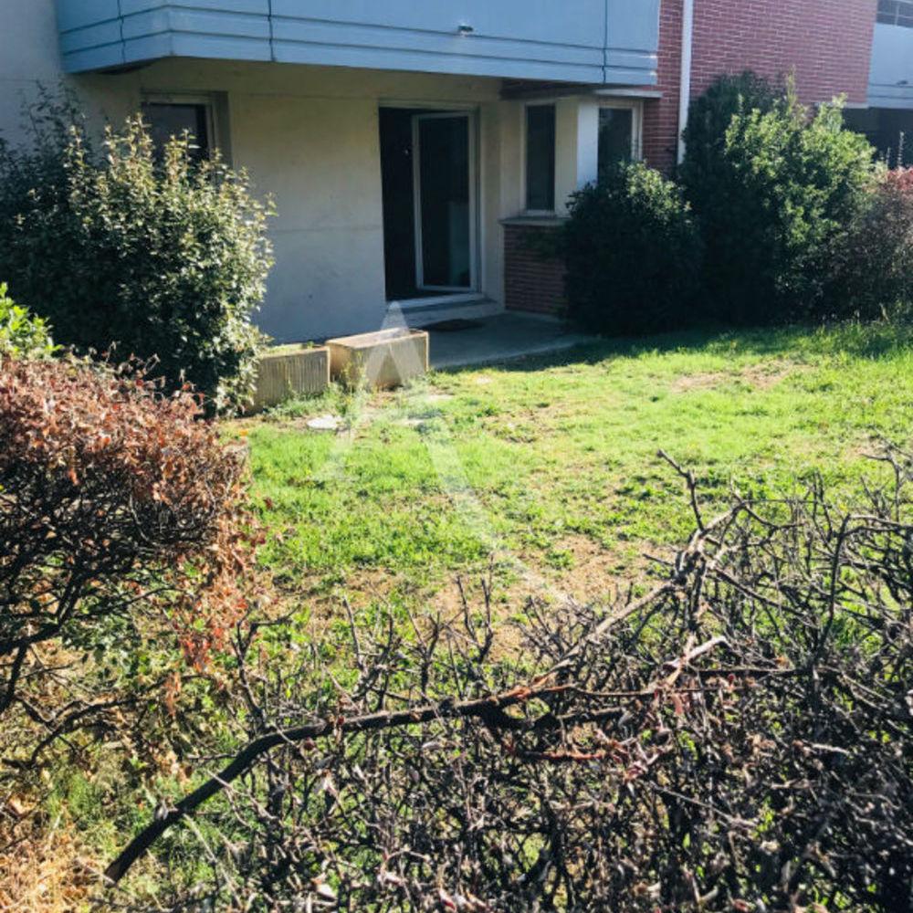 Vente Appartement Blagnac - T3 avec jardin  à Blagnac