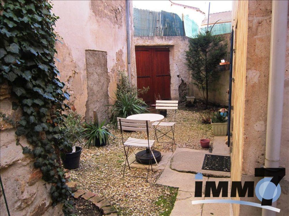 Vente Maison MAISON DE VILLAGE LA FERTE SOUS JOUARRE - 3 pièce(s) - 60 m2  à La ferte sous jouarre
