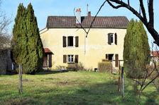 DISTRICT de VESOUL : Maison pierre de 4 pièces et terrain de 23 ares. 105000 Échenoz-la-Méline (70000)