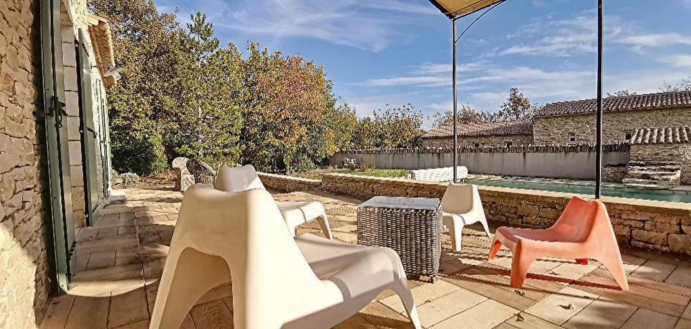 Vente Maison GORDES : maison F6 (140 m²) en vente Gordes