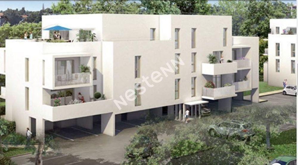 Vente Appartement Appartement Blanquefort 4 pièces 93.65 m2 dernier étage terrasse 30 m²  à Blanquefort