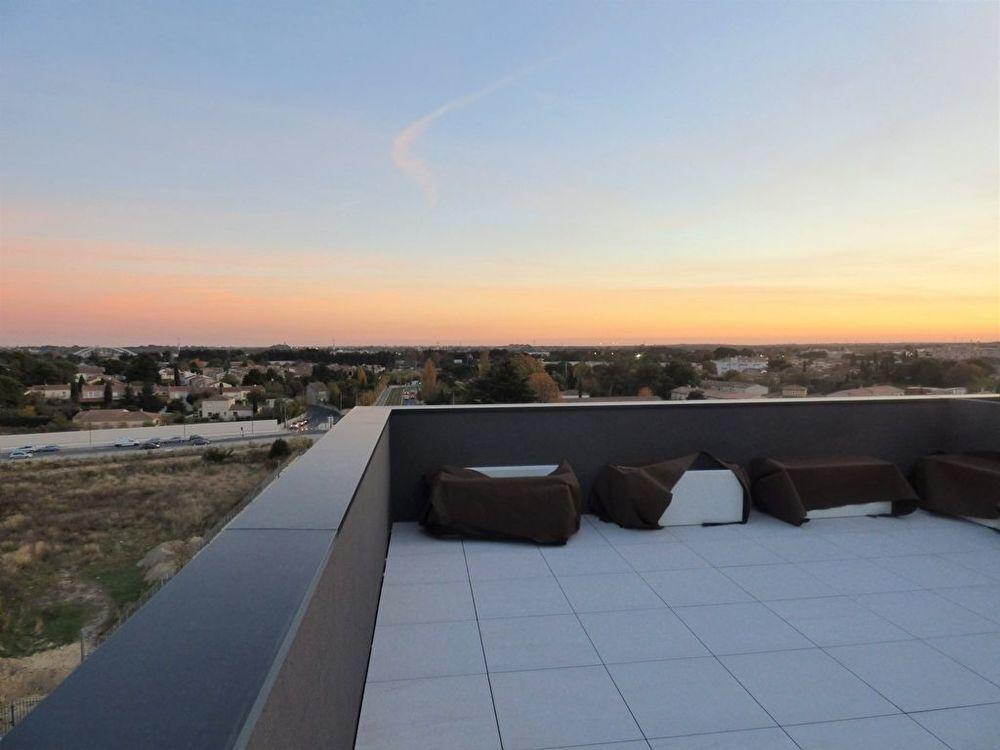 Vente Appartement T4 - NOUVELLE MAIRIE- MONTPELLIER-VUE PANORAMIQUE  à Montpellier