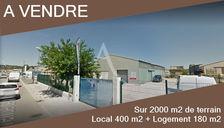 Entrepôt + logement ZA Saint-Maximin 900000