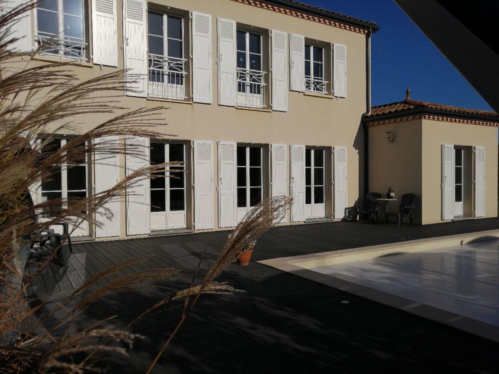 Vente Maison Maison de 183 m² 5 chambres Saint andre de cubzac