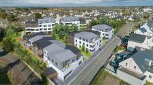 Appartement Guerande Centre T3 67.92 m2 339000 Guérande (44350)
