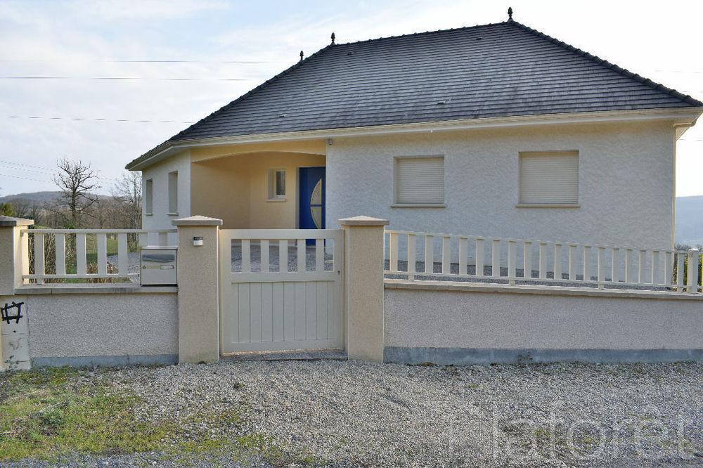 Location Maison Maison Lissac Sur Couze 5 pièce(s) 125 m2  à Brive la gaillarde