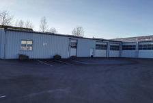Entrepôt / local industriel de 240m2 à louer proximité Saint Vit 1380
