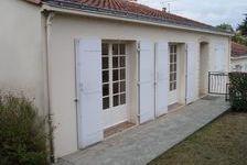 Maison Fontenay le Comte 6 pièces 96.10m² 699 Fontenay-le-Comte (85200)