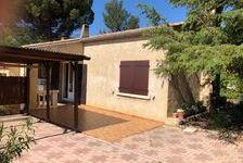 Sur Vaison la Romaine, Villa  plein pied 5 pièce(s) 116 m2 avec piscine sans vis à vis quartier calmé et très prisé. 302000 Vaison-la-Romaine (84110)