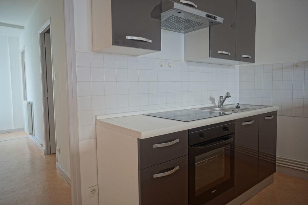 Location Appartement Appartement Le Creusot - 3 pièces-55m² env  à Le creusot