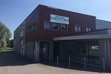 Bureaux Longeville Les Saint Avold 100 m2 900