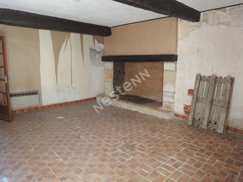 Vente Maison BATIMENT A RESTAURER CAZERES - 4 pièce(s) - 153,90 m2  à Cazeres