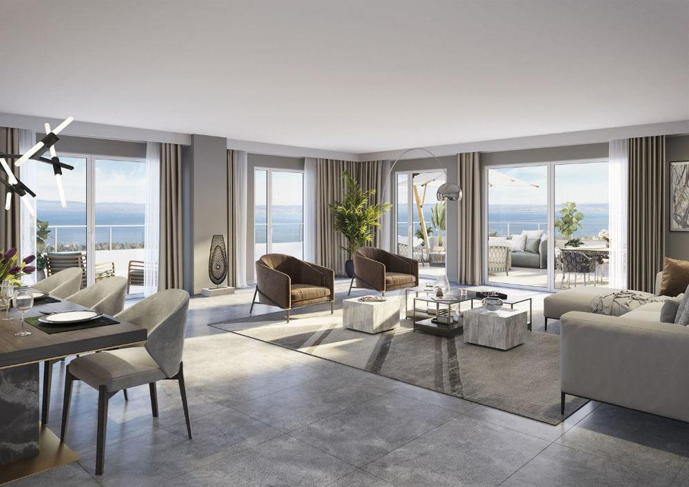 Vente Appartement Appartement T3 67m² avec terrasse de 21m²  à Evian les bains