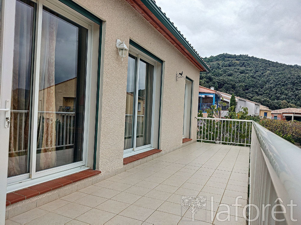 Vente Maison Maison Plain Pieds - Amelie Les Bains Palalda - 120 m2  à Amelie les bains palalda
