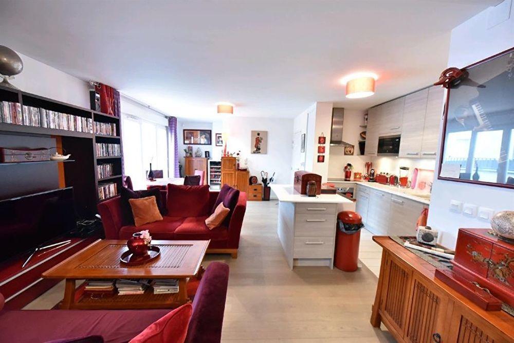 Vente Appartement Nouveauté - 4 pièces Dernier étage Chatenay malabry
