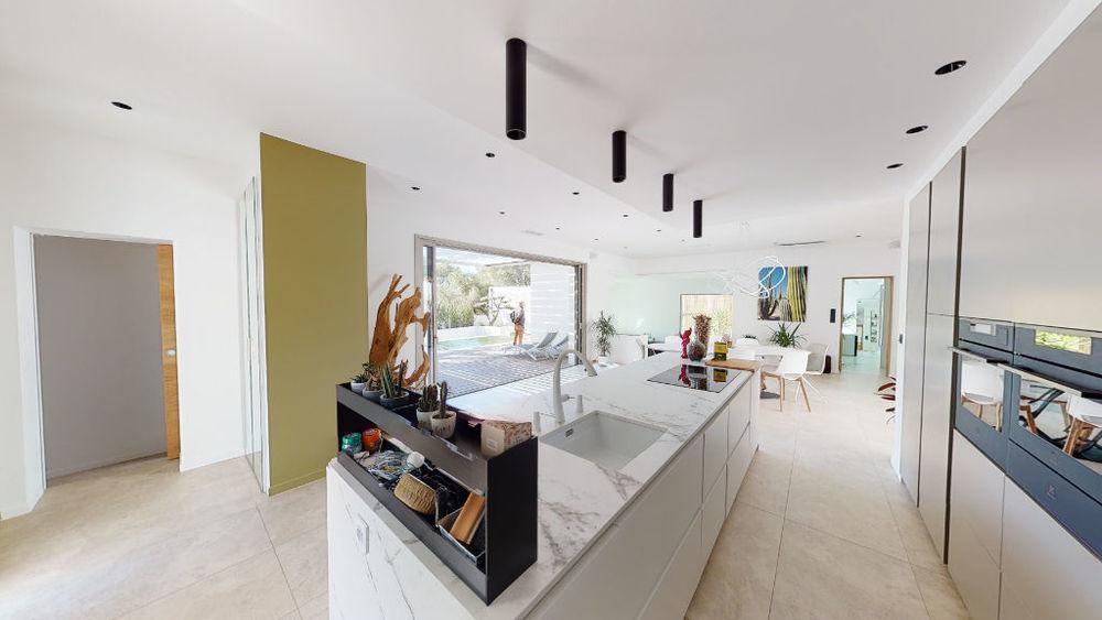 Vente Maison Villa contemporaine 4 chambres, Nages Et Solorgues Nages et solorgues