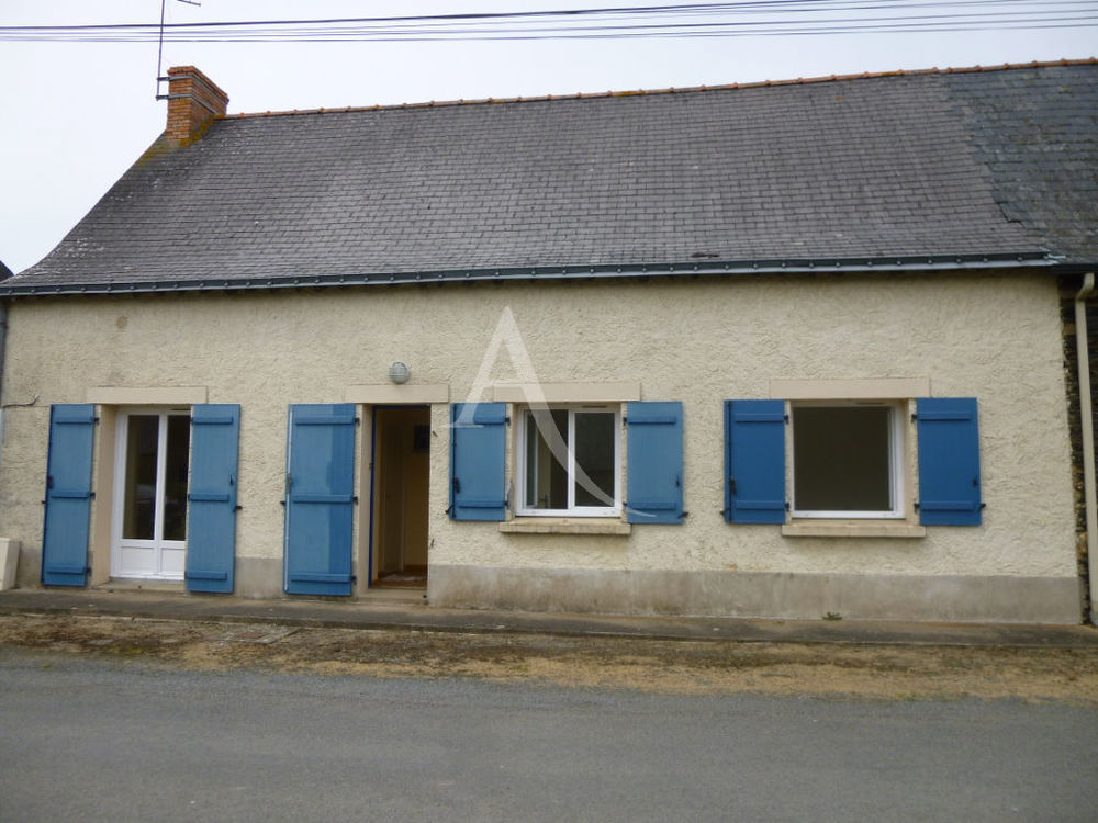 Vente Maison Maison 3 pièces - 60 m² environ  à Saint sulpice des landes