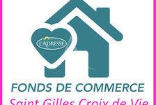 Fonds de commerce Pizzeria Saint Gilles Croix De Vie 161800
