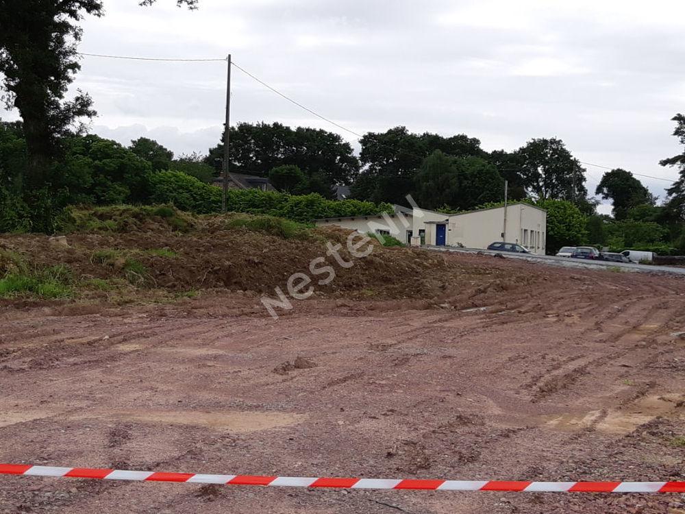 Vente Terrain Terrain à bâtir de 1066 m²  à Concoret (56430)  à Concoret