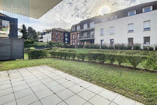 Appartement T3 Dainville avec terrasse et jardinet 784 Dainville (62000)