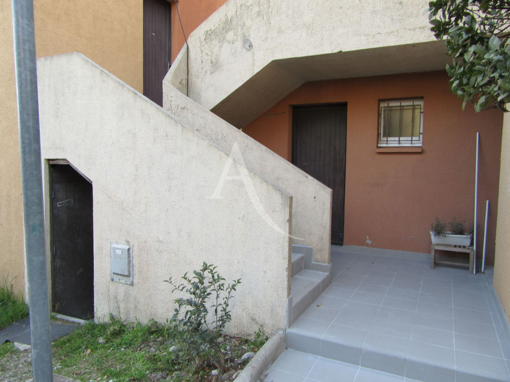 Vente Appartement Cagnes Sur Mer, studio 23m2 avec coin nuit, terrasse et parking  à Cagnes sur mer