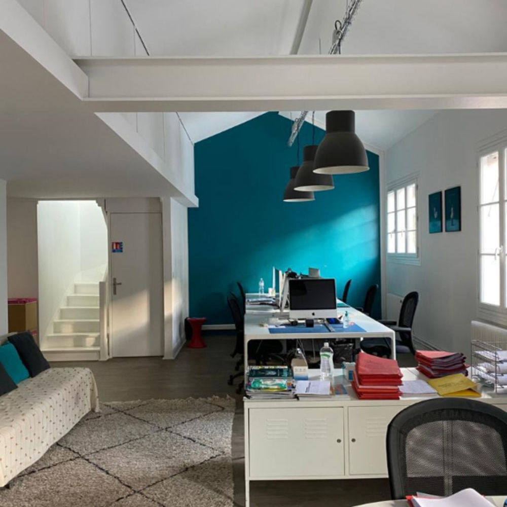 Bureaux Neuilly Sur Seine 60 m2 SOUS LOCATION