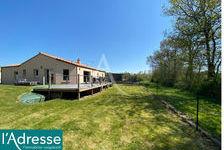 MAISON - LANDERONDE 286000 Landeronde (85150)