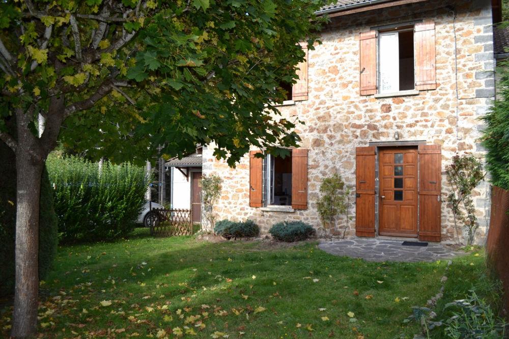 Vente Maison Maison en pierre mitoyenne Le Chambon sur Lignon  à Le chambon sur lignon