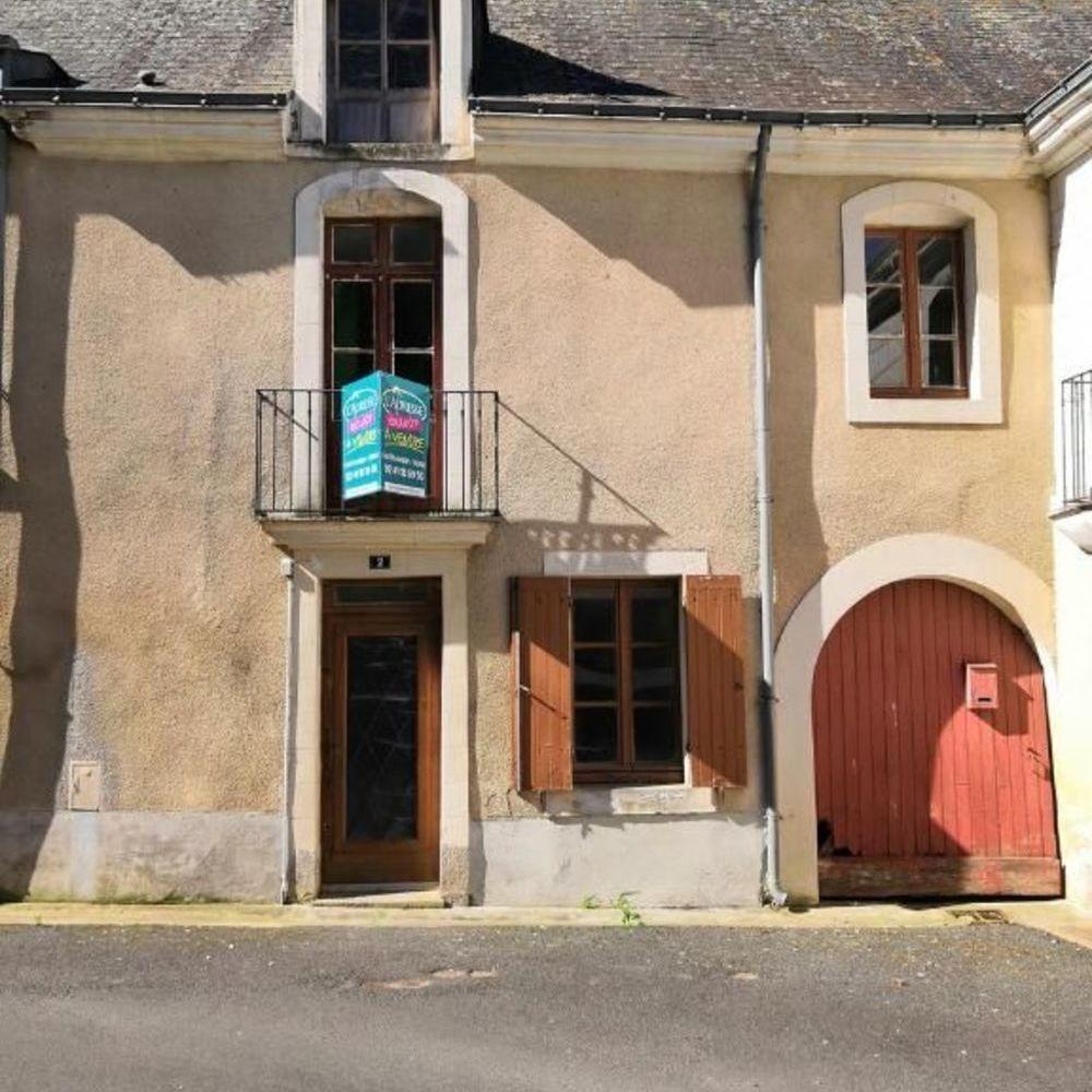 Vente Maison Maison 2 chambre à rénover  à Morannes sur sarthe