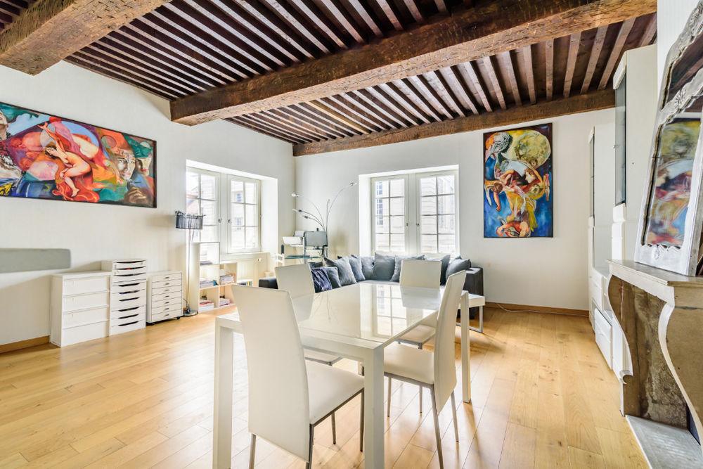 Vente Appartement APPARTEMENT  DE CARACTÈRE VESOUL - 6 pièce(s) - 145 m2  à Vesoul
