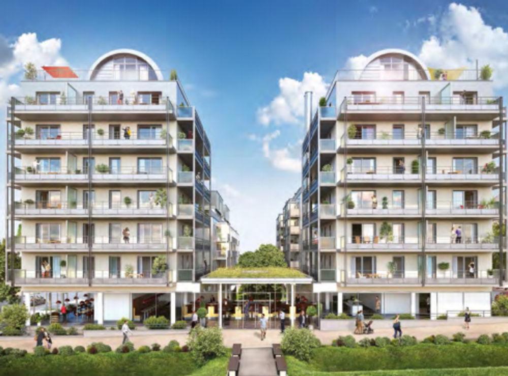 Vente Appartement APPARTEMENTS  T4 Neufs avec terrasse  à Nancy